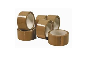 PP PACKING TAPES 48mm x 60m BROWN